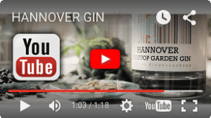 HANNOVER GIN Video-Teaser auf YouTube